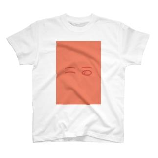 365 days projectの10/11 ウィンクの日 T-shirts