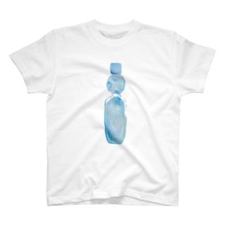 ラムネ瓶 T-shirts