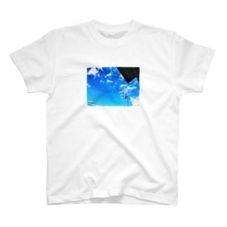 雨上がり空 T-shirts