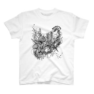 BOTANICAL #3 T-shirts