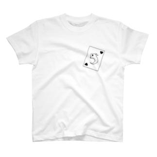 RABBIT CARD ver.1 T-shirts