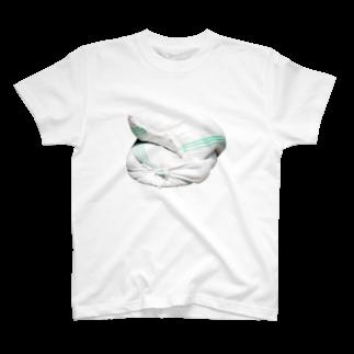 Yusuke Saitohの土のう T-shirts