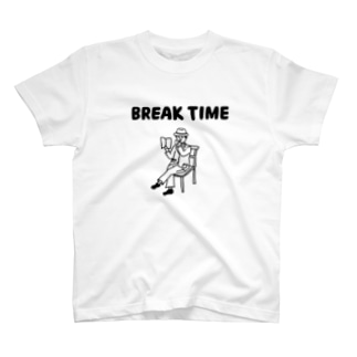 BREAK TIME T-shirts