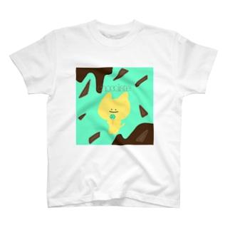 ぽいねこちょこみんとてぃーしゃつ T-shirts