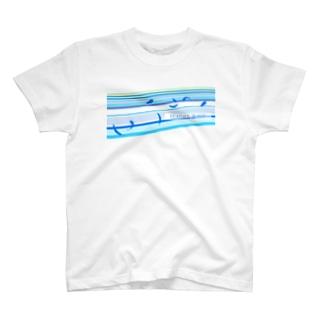 FEATHER BLAST! T-shirts