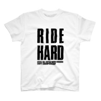 G-NET OFFICIAL GOODS RIDE HARD  Tシャツ