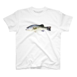 モザイクフィッシュ T-shirts