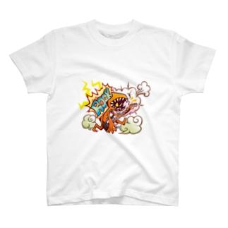 ブブROCK T-shirts