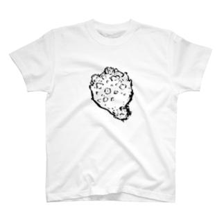 シンプルホヤ03 T-shirts