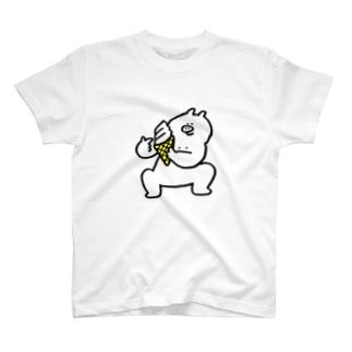 ソフトとごりぶた T-shirts