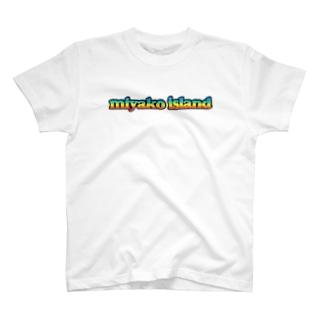 宮古島 沖縄 八重山 T-shirts
