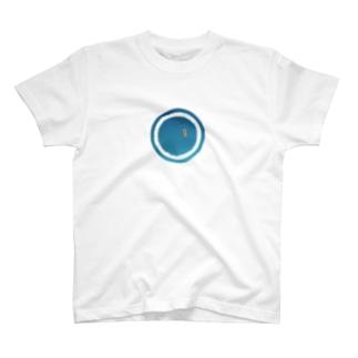 落下傘 T-shirts