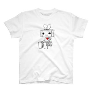 ロボヲさん T-shirts