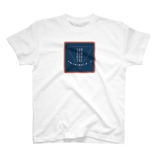 参勤交代Tシャツ T-shirts