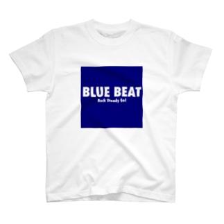 BLUE BEAT T-shirts