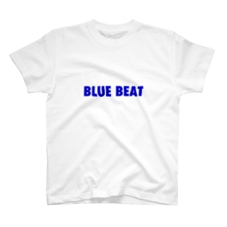 BLUE BEAT T-shirts