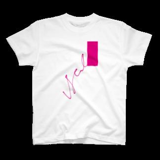 Tシャツ shiraのはーと T-shirts