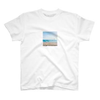 UMIと写真 T-shirts