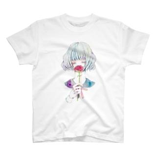 carnation Tシャツ