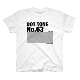 網点63番 T-shirts
