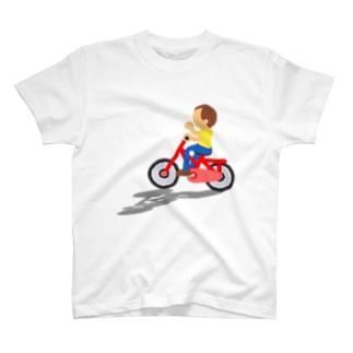 自転車 T-shirts