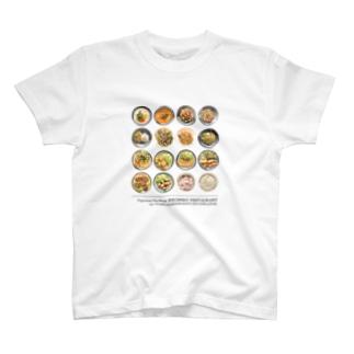 nikonikoメニューグッズ T-shirts