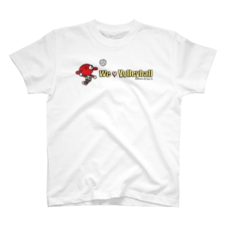 We ♥ Volleyball T-shirts