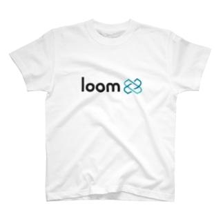 仮想通貨 Loom Network T-shirts