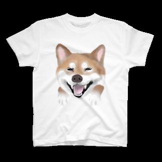 cheeのラブ柴❤️ T-shirts