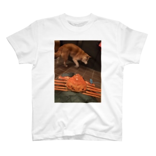 犬蟹T T-shirts