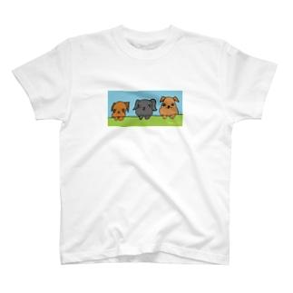 *ranenou*goods(グリフォンs) T-shirts