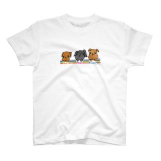 *raneno*sの*ranenou*グリフォンgoods T-shirts