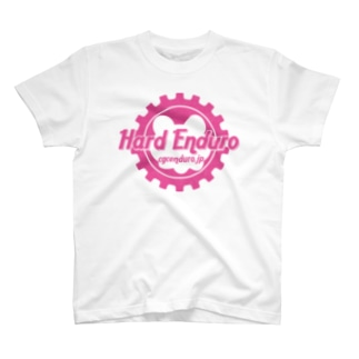 HardEnduro/Pink T-shirts