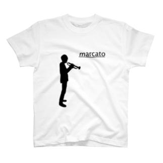 marcato_black T-shirts