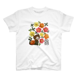 ASO2018×ウメチギリ ポーラチュカとボク T-shirts
