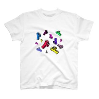 ドドドドドド T-shirts