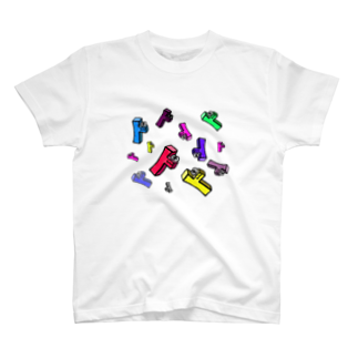 Kengo Kitajimaのドドドドドド T-shirts