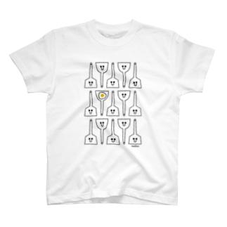 テコ か コテか。 T-shirts