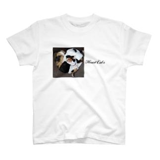 Heart Cat's T-shirts
