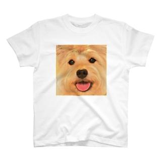 めんこにっこり T-Shirt