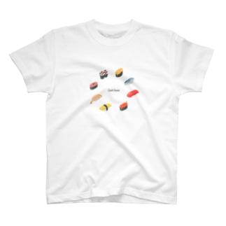 第8回お寿司サミットグッズ T-shirts