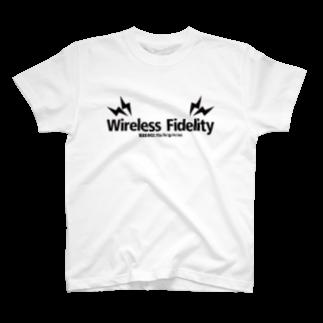 lifefilのWi-Fi T-shirts