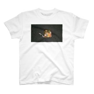 落ちてたピザ T-shirts