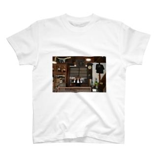 そろばん T-shirts