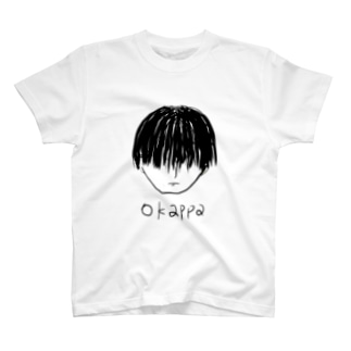 オカッパ T-shirts