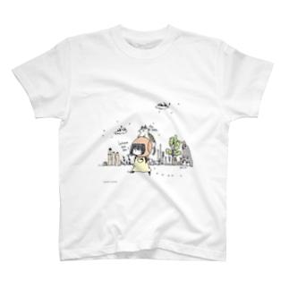 Where T-shirts