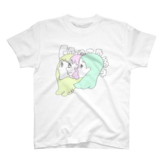 友人達 T-shirts