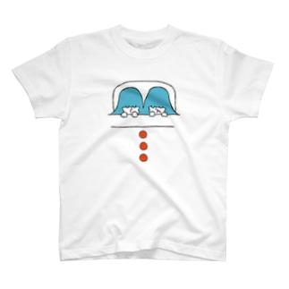 春眠暁を覚えず T-shirts