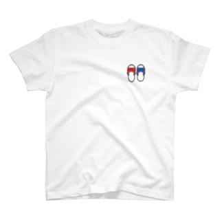 台湾スリッパ T-shirts