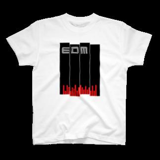 はらぺこプリマスのEDM T-shirts